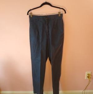 vintage dockers navy khaki pants